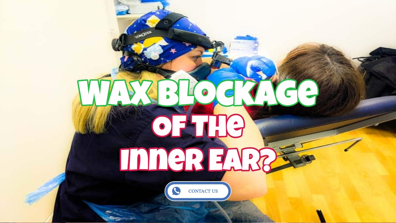 earwax blockage ringing in the ears
