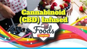 cbd infused foods